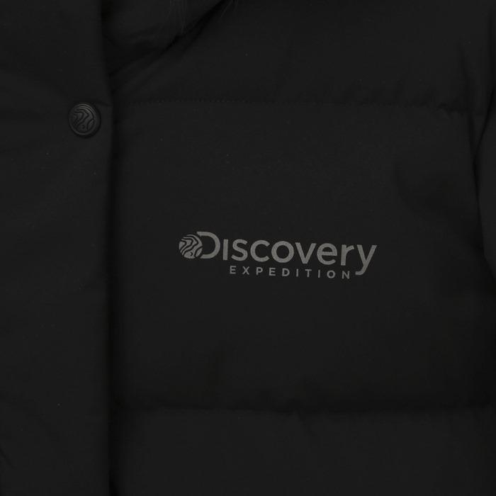 디스커버리 익스페디션(DISCOVERY EXPEDITION) [여성]고쉬(GOSH) 다운자켓 -BLACK COLOR