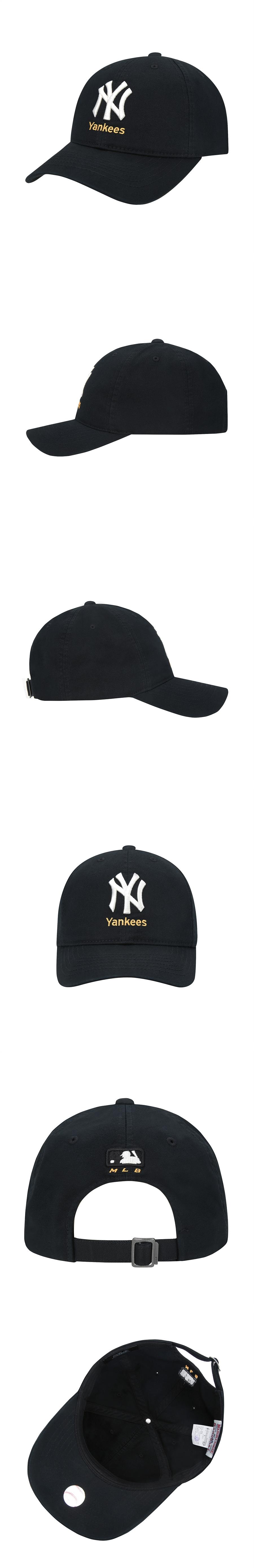 엠엘비(MLB) 슬러거 N-COVER 볼캡 NY (BLACK)